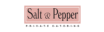 salt and pepper catering website
